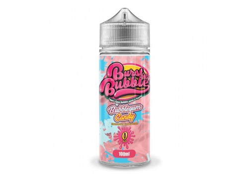 E-liquid Burst My Bubble - Bubblegum Candy 100 ml
