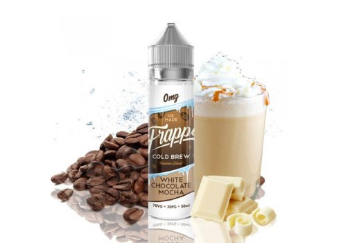 E-liquid Frappe White Chocolate Mocha 50 ml