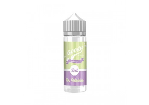 E-liquid Goody Dr. Pistachios 50ml