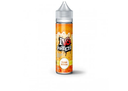 E-liquid I VG Orange Millions 50 ml