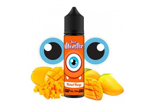 E-liquid Juice Monster Mutant Mango 50ml