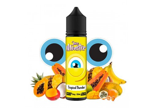 E-liquid Juice Monster Tropical Thunder 50ml