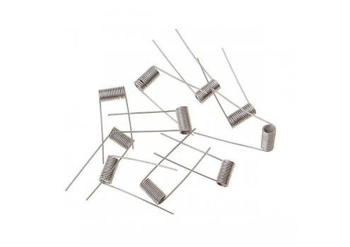 Pre-built Heating Coils - Nichrome