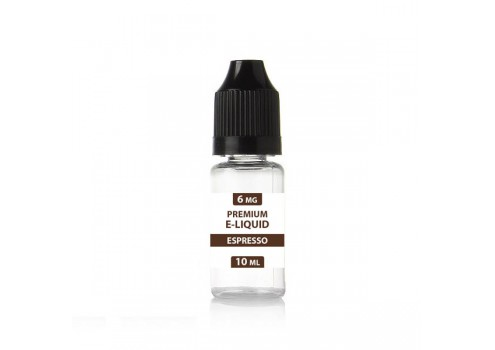 Espresso Premium e-liquid - 10ml