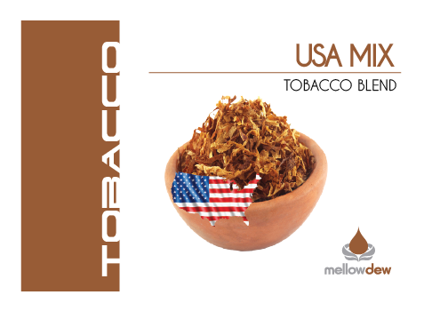 Usa Mix - 10 ml - elektromos cigi