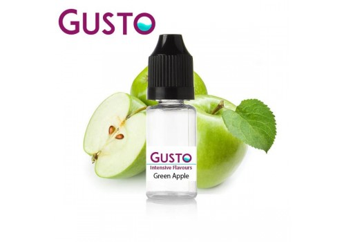 E-liquid aroma Green Apple 10 ml