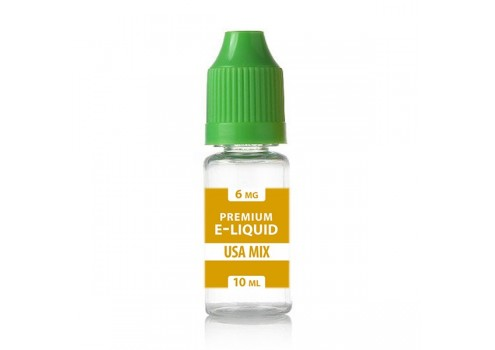 Usa Mix Premium e-liquid - 3x10ml