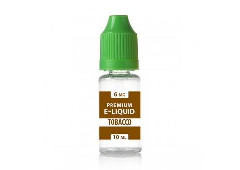 Tobacco Premium e-liquid - 3x10ml