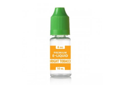Bright Tobacco Premium e-liquid - 3x10ml