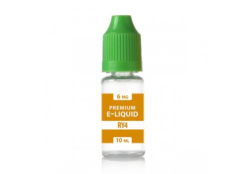 RY4 Premium e-liquid - 3x10ml