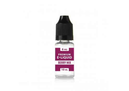 BERRY MIX PREMIUM E-LIQUID - 10ml