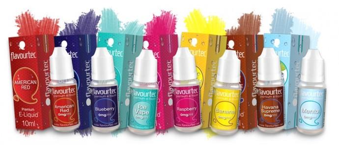 Flavourtec e-liquidek - a garantált minőség