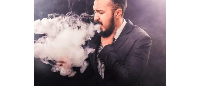 Miért köhögünk e-cigizéskor és ezt hogyan szüntessük meg?
