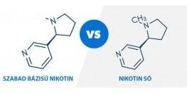 Nikotinsó azaz NicSalt - amit érdemes tudni